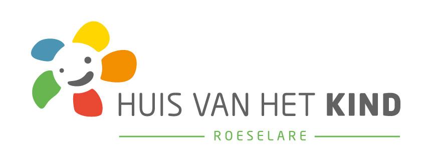 Logo Huis van het kind Roeselare