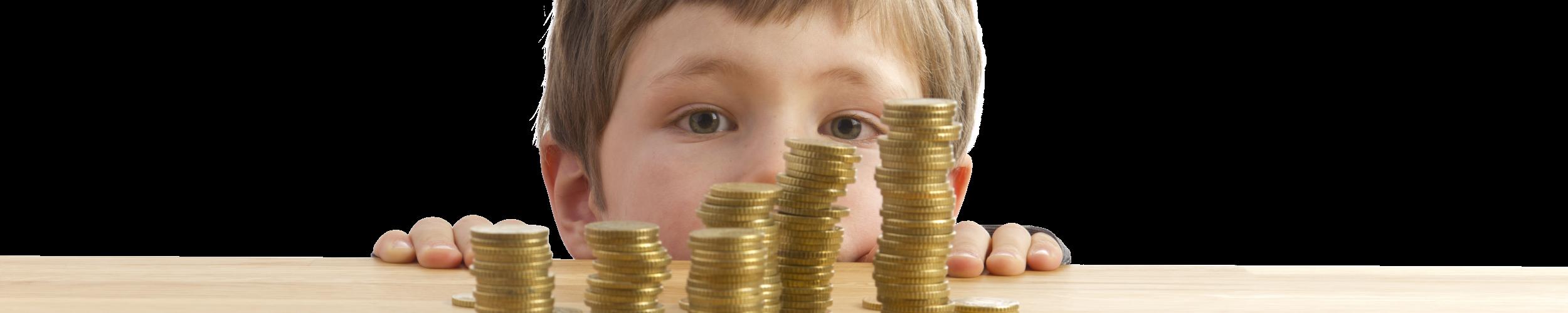 Budget in handen van je kind
