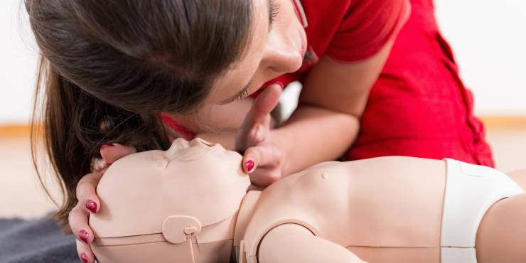Workshop levensreddend handelen bij baby's en peuters