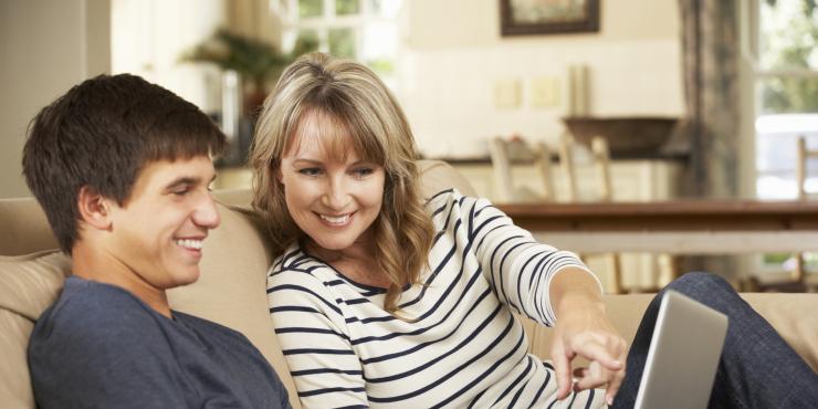 Waakzaam zorgen voor tieners