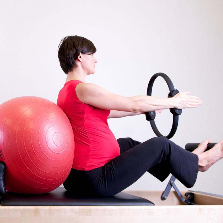 Pre- en postnatale oefeningen