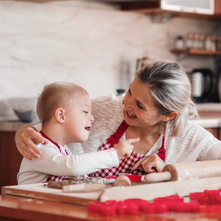 Toelage voor kind met handicap of verlengd minderjarige