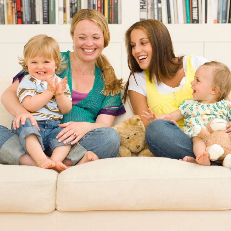 De Living - ontmoetingsplek voor ouders