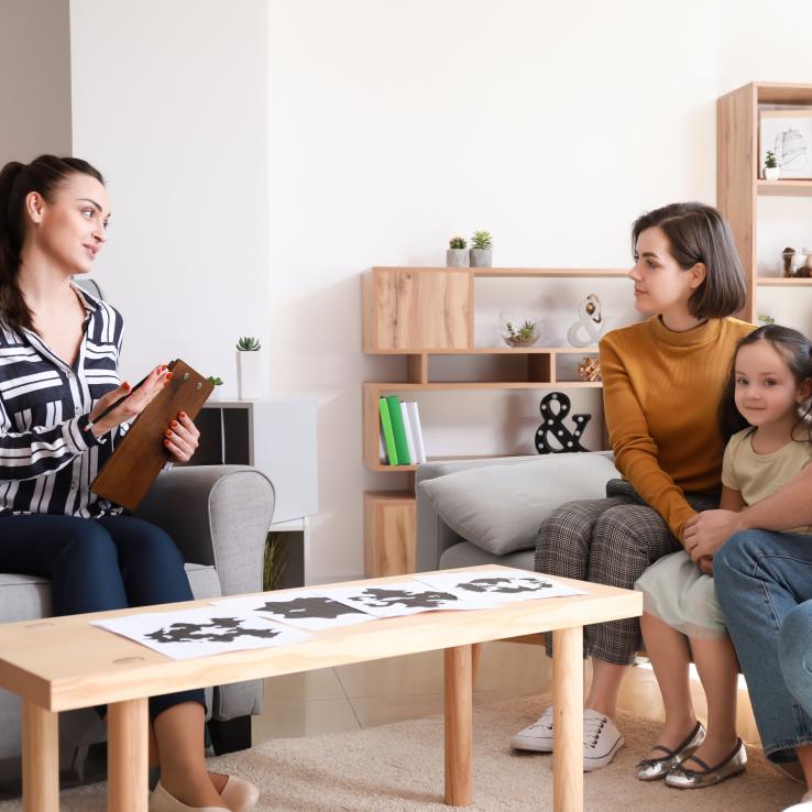 Thuisbegeleiding voor gezinnen