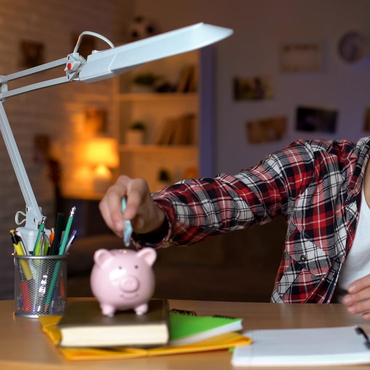 Financiële tegemoetkoming voor studenten