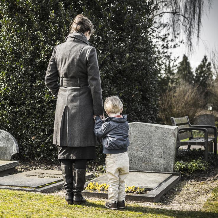 Begeleiden van kinderen in rouw