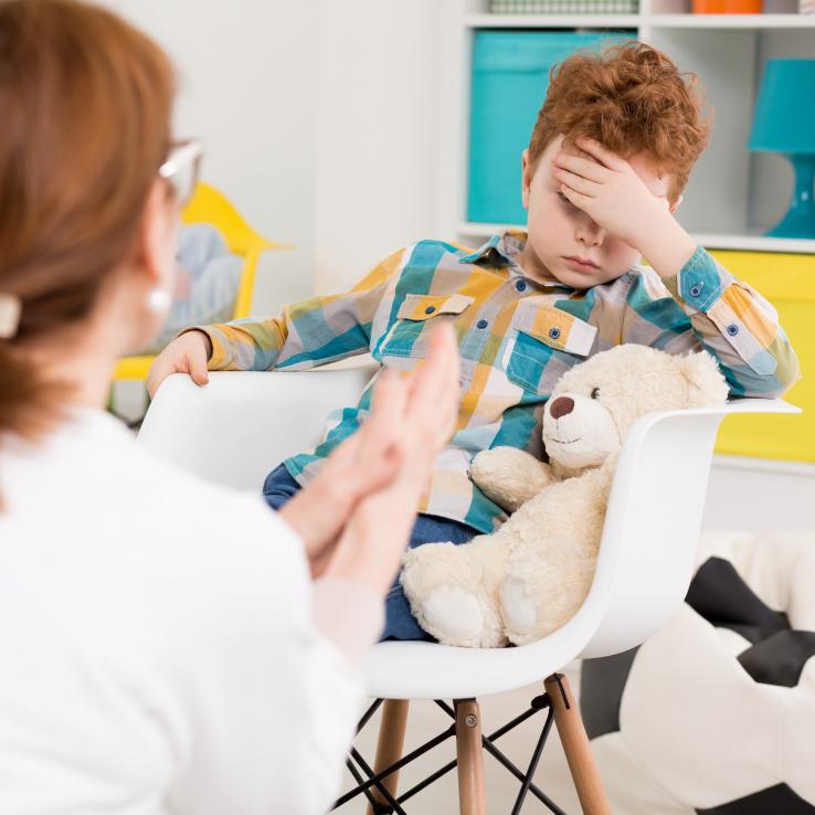 Geestelijke gezondheid van schoolgaande kinderen