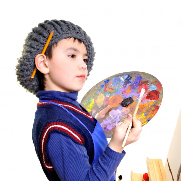 Lessen in kunst: tekenen, schilderen, film, ...