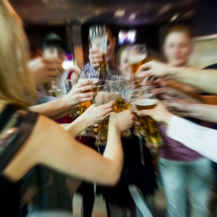 Vroeginterventie bij alcohol of andere drugs